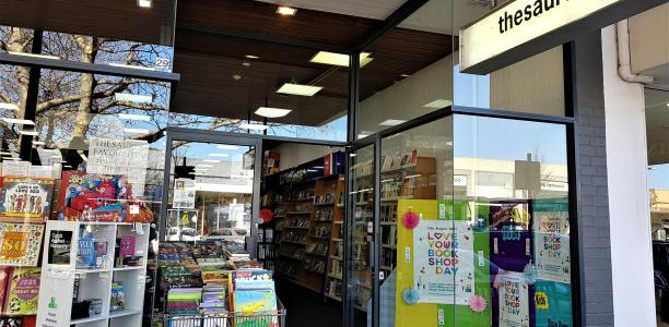 Australian Independent Bookseller - Home