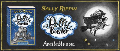 meet Sally Rippin instore on Satruday 7 October at midday