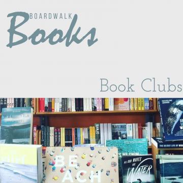 Boardwalk Books Book Clubs