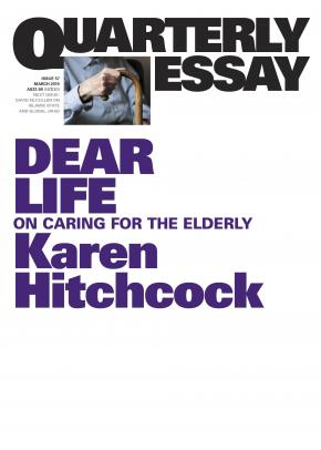 Karen Hitchcock on Caring for the Elderly