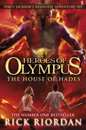 The House of Hades Heroes of Olympus Series : Book 4