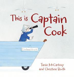 This is Captain Cook This is Captain Cook This is Captain Cook