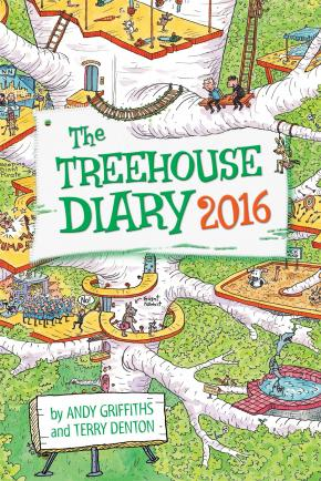The Treehouse Diary 2016