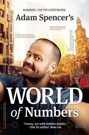 Adam Spencer's World of Numbers