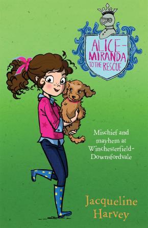 Alice-Miranda to the Rescue 13