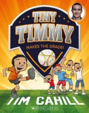 Tiny Timmy: Tiny Timmy Makes the Grade! Book 2