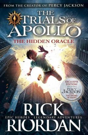 Hidden Oracle: The Trials of Apollo (Book 1)