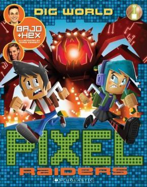 Pixel Raiders: 1 Dig World