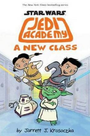 Star Wars Jedi Academy 4: A New Class