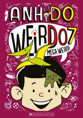 Weirdo, Book 7: Mega Weird