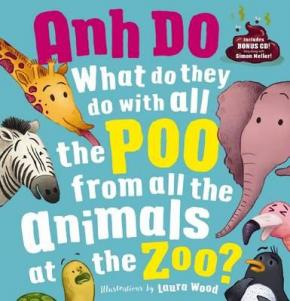 What do they do with all the Poo from all of the Animals at the Zoo?