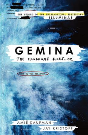 The Illuminae Files, Book 2: Gemina