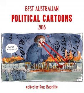 Best Australian Political Cartoons 2016