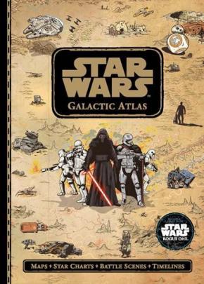 Star Wars: Galactic Altas