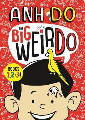 Big Weirdo: Books 1, 2 + 3!