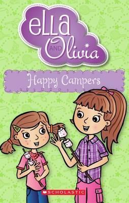 Ella And Olivia, Book 18: Happy Campers