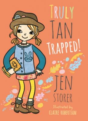 Truly Tan, Book 6: Trapped!