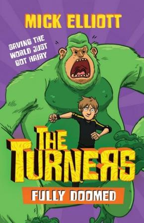 The Turners, Book 3: Fully Doomed