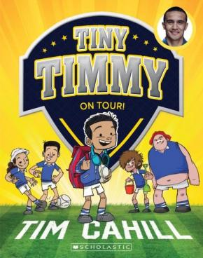 Tiny Timmy, Book 5: On Tour!