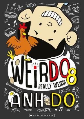 WeirDo Series, Book 8: Really Weird!