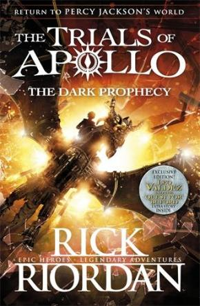 The Trials of Apollo,  Book 2: The Dark Prophecy