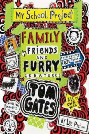 Tom Gates, Book 12: Family, Friends and Furry Creatures