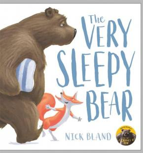 Scholastic July Sizzler: The Very Sleepy Bear