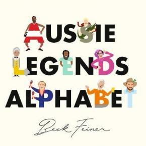 Aussie Legends Alphabet