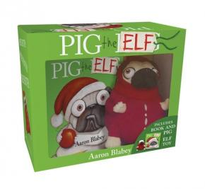 Pig the Elf Mini + Plush