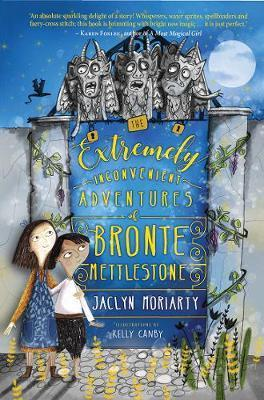 Extremely Inconvenient Adventures of Bronte Mettlestone