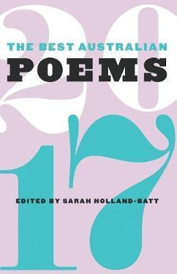 The Best Australian Poems 2017