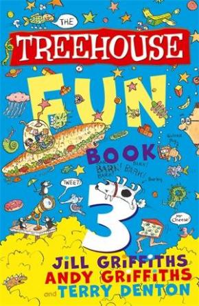 Treehouse Fun Book 3