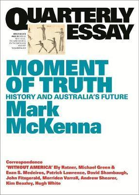 Mark McKenna on the Use & Abuse of Australian History: QE69