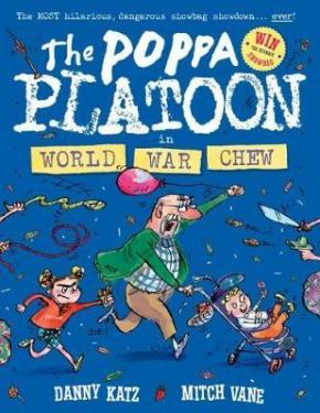 The Poppa Platoon...in World War Chew
