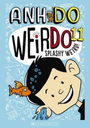 Splashy Weird!: WeirDo, Book 11