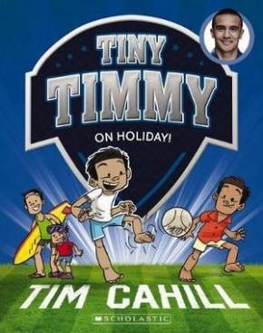 On Holiday!: Tiny Timmy, Book 8