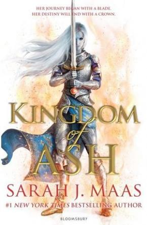 Throne of Glass, Book 7: Kingdom of Ash