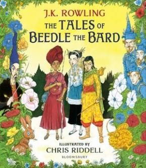 The Tales of Beedle the Bard (Illustration Edition)