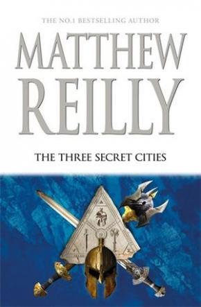 Jack West JR, Book 5: The Three Secret Cities