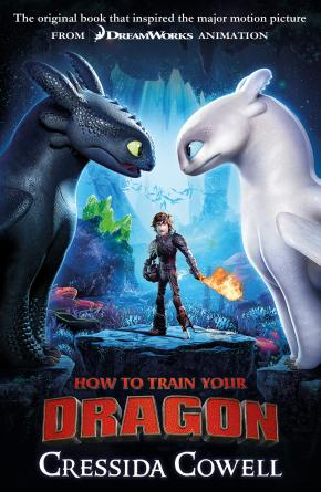 How To Train Your Dragon Film Tie-In