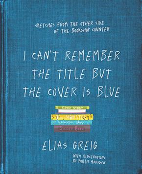 I Can't Remember the Title But the Cover is Blue