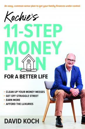 Kochie's 11-Step Money Plan