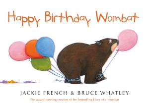 Happy Birthday Wombat