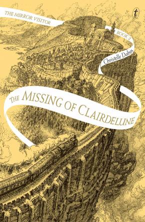 The Missing of Clairdelune: The Mirror Visitor, Book 2