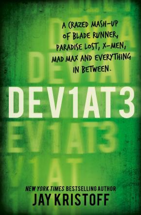 Dev1at3: Lifel1k3, Book 2