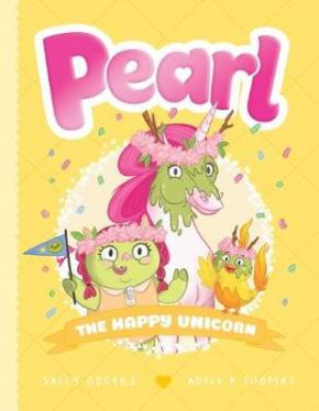 Pearl #4: The Happy Unicorn
