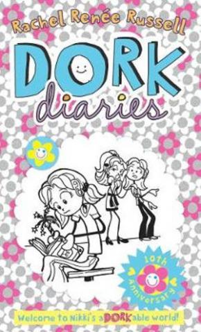 Dork Diary 10th Anniversary