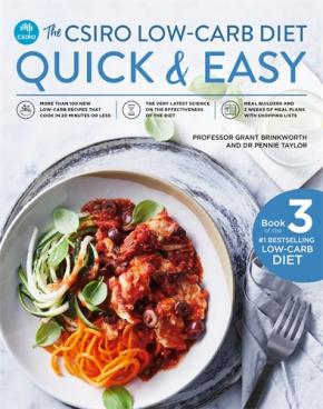 CSIRO Low-Carb Quick and Easy