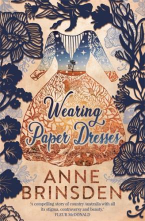 Wearing Paper Dresses