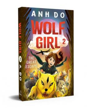 The Great Escape: Wolf Girl, Book 2